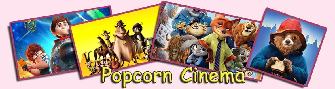 Cartoons and movies for children 5+
