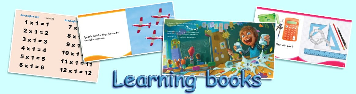 Textbooks for children