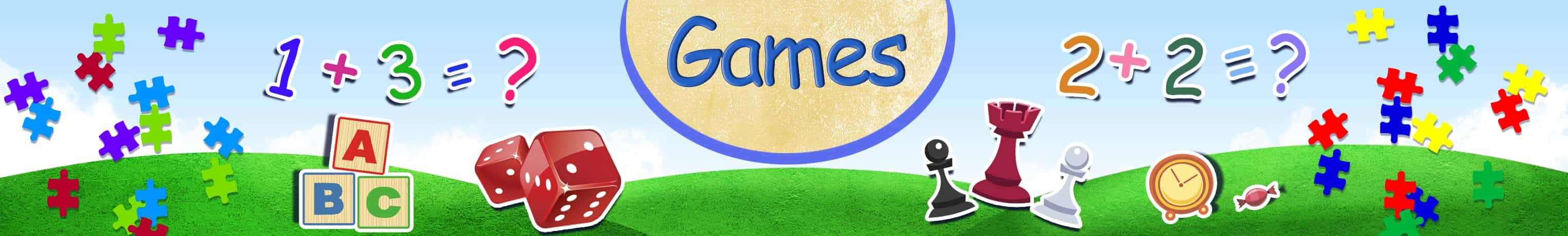 Play and Learn. Educational games for kids